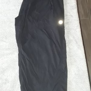 Lululemon unlined studio capris